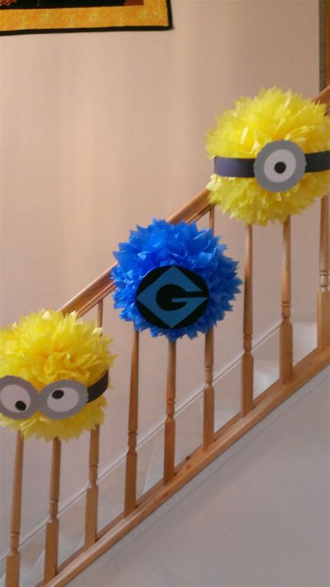 Minions Decoration by Minion Decorations Ideas
