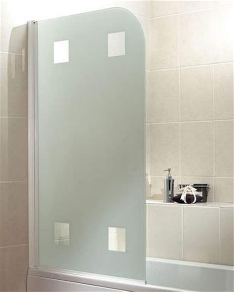 frosted shower screens bath frosted shower screen bathroom bath screens shower screen and showers