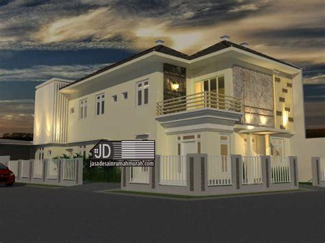Rumah Modern Di Malang desain rumah kos mewah di malang jasa desain rumah murah