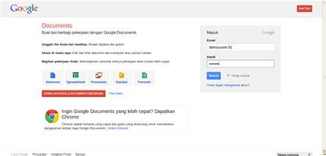 langkah langkah membuat google docs cara menggunakan google docs mohamad fahmy blog s