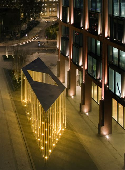 urban environmental art lighting    public space
