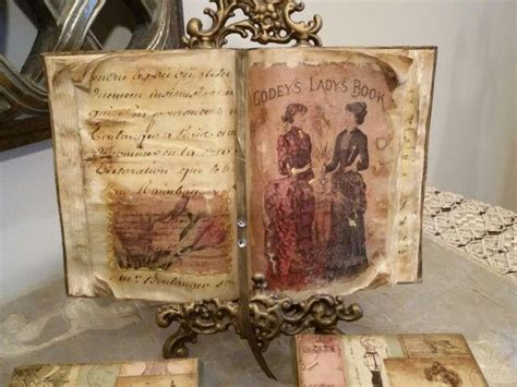 Decoupage Books - 17 best images about decoupage books on sweet