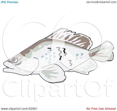 barramundi tattoo designs clipart illustration of a swimming barramundi fish by