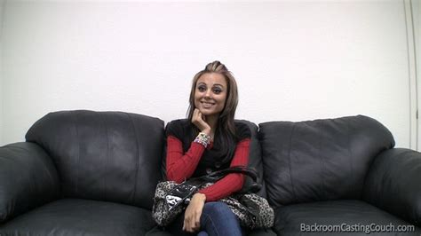 what is casting couch megan on backroom casting couch the one that doesn t like