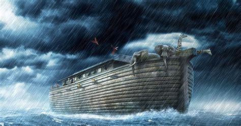 cerita nabi nuh  lembar kehidupan