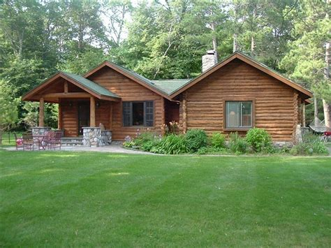 Log Cabin Caign Definition by Charming Log Cabin On Whitefish Chain Vrbo