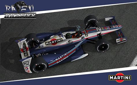 martini racing 2016 martini racing dallara dw12 by doyle lowrance