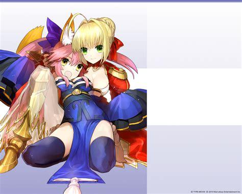 psp fate extra tamamo no mae servant caster psp anime and rese 241 a videojuego fate extra psp