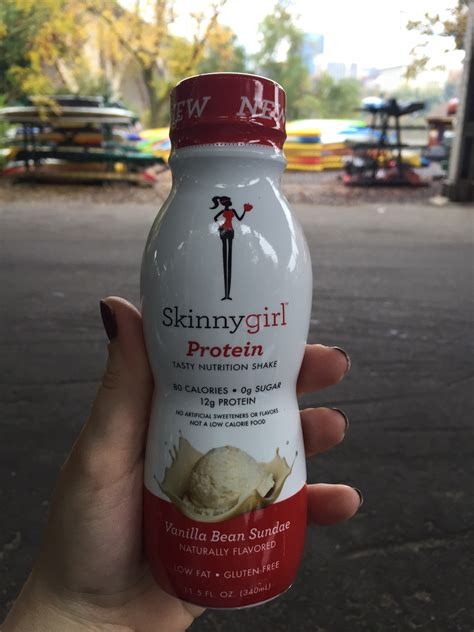2 protein shakes at once skinnygirl protein shakes and bars giveaway balancing