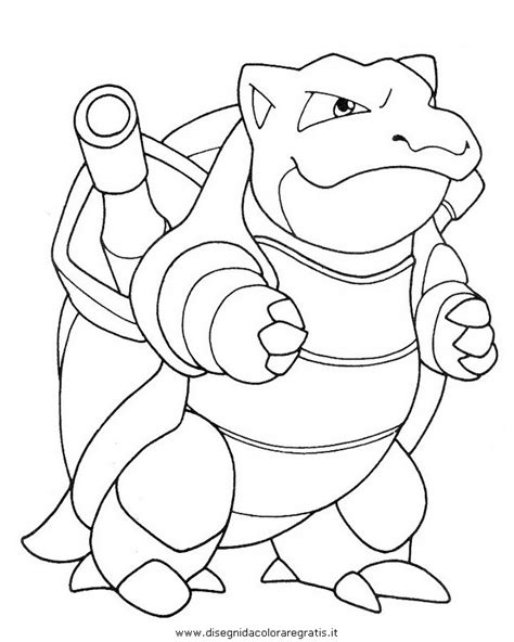 coloring pages pokemon blastoise drawings pokemon pokemon blastoise coloring pages sketch coloring page