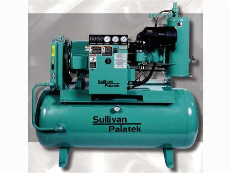 dt sullivan palatek hp air compressor