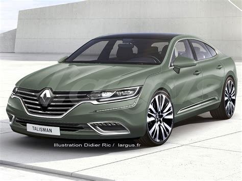 renault talisman renault talisman mission impossible sur le march 233
