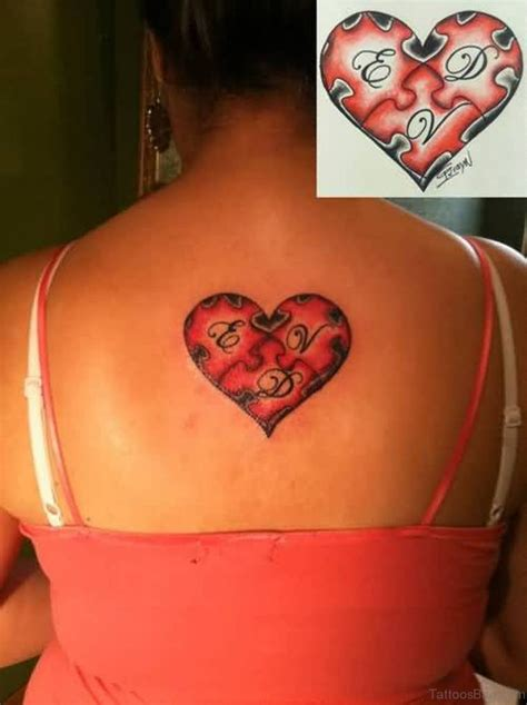 simple heart tattoos 30 greatest tattoos for back