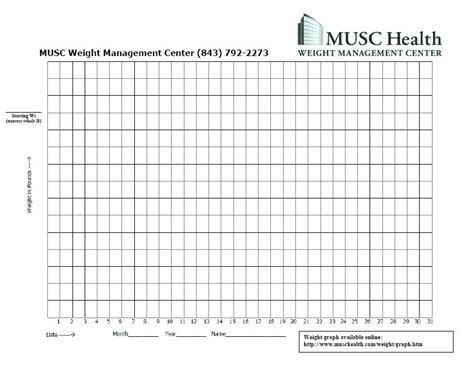 printable weight graphs 10 best images of weight loss chart blank weight loss