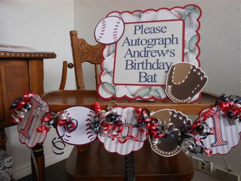 baseball themed first birthday party activities at each 1000 images about ideas for jace s 1st birthday party on
