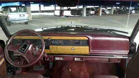 1990 jeep wagoneer interior sell used 1990 jeep wagoneer original paint interior