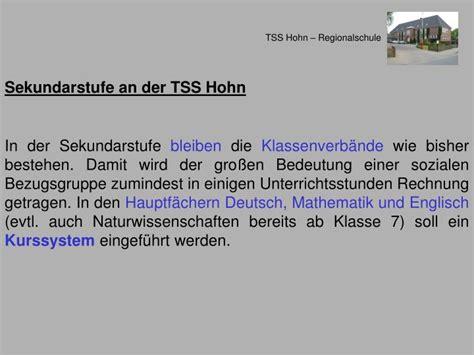 Rechnung Getragen Englisch Ppt Theodor Schule Hohn Informationsabend Weiterf 252 Hrende Schulen Powerpoint