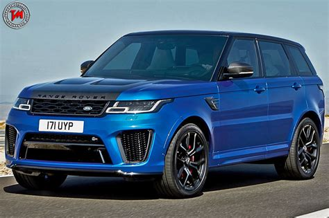 Land Rover 2018 Models by Tecnologia Ibrida Per La Nuova Range Rover Model Year 2018