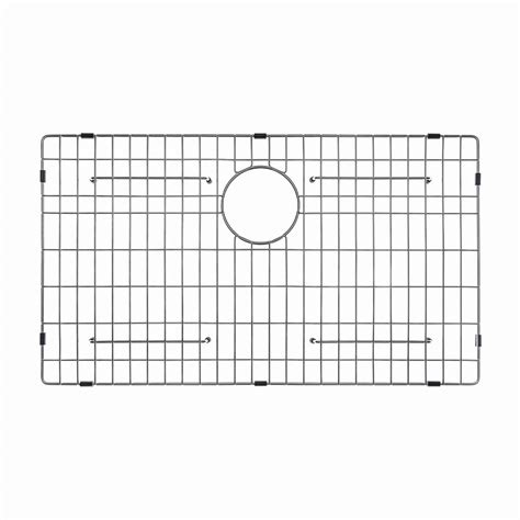 farmhouse sink grid stainless steel kraus stainless steel bottom grid for khf200 33 single