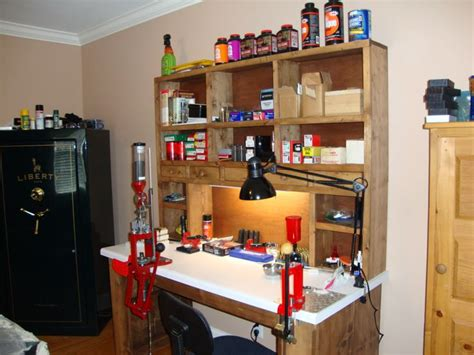 gun reloading bench 22 best images about gun reloading room on pinterest woodworking bench forum and