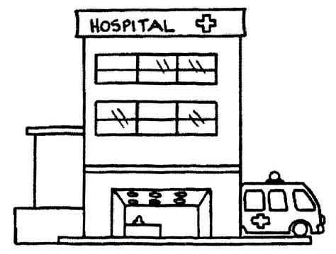 imagenes para colorear hospital escola dominical infantil atividade para colorir