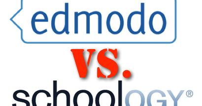 edmodo vs teaching like it s 2999 schoology vs edmodo round 2
