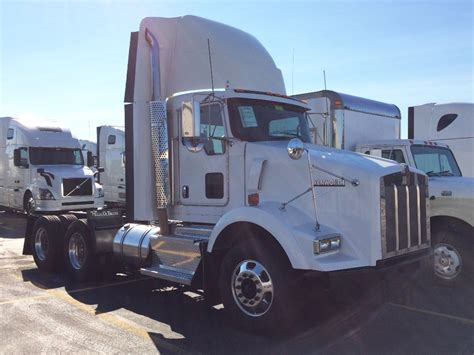 2014 kenworth truck 2014 kenworth t800 daycab fedex trucks for sale