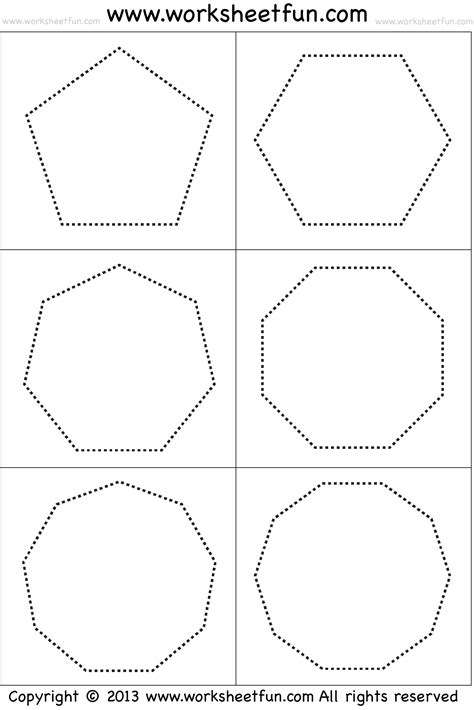 quadrilateral flashcards printable cutting shapes worksheets for kindergarten shapes