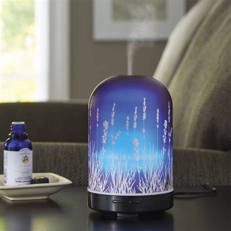 essential diffuser for the atmosphere at home