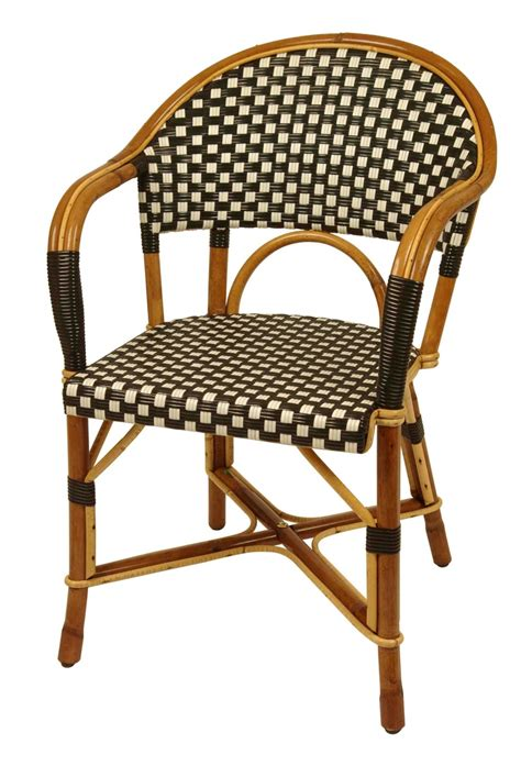 bistro armchair fauteuil matignon french bistro chair from drucker