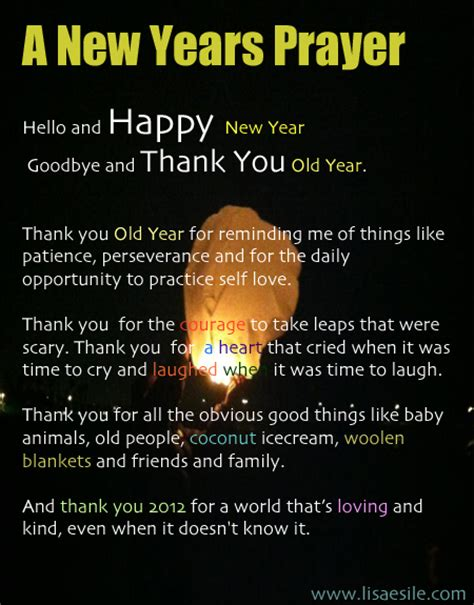 best new year message prayer a new year s prayer of thanks esile