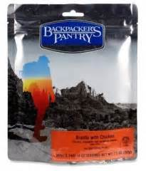 Best Backpackers Pantry Meals by Who Makes The Best Freeze Dried Food