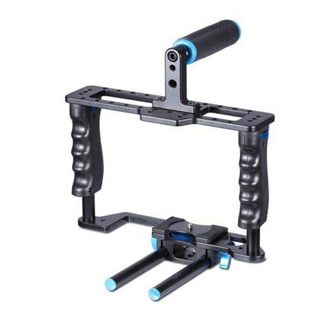 Vest Stabilizer Set Mmkoo Kamera yelangu ylg0107e a protective dslr cage stabilizer top handle set alex nld