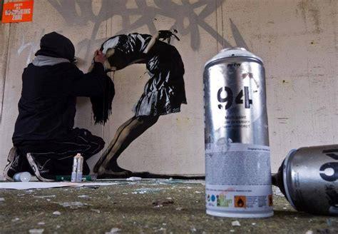 horrific street art  jps riot daily