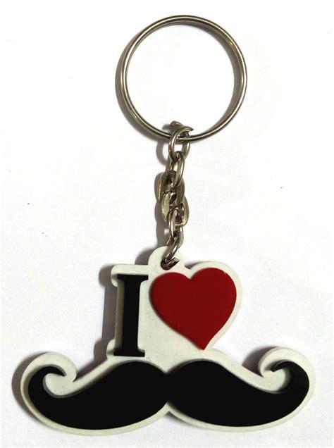 punjabi muchh style punjabicart com products key rings i love muchh key ring