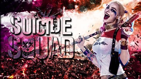 Harley Quinn Suicide Squad Wallpapers (72  images)