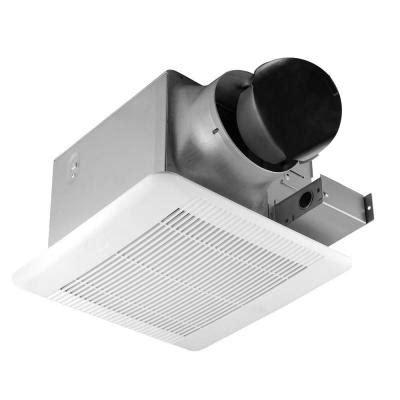 140 cfm bathroom fan hton bay 140 cfm ceiling exhaust bath fan bpt18 54a 1