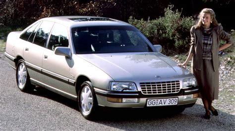 Opel Senator by Opel Senator B 09 1987 10 1989
