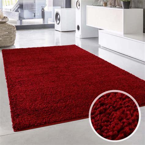 tappeto a pelo lungo tappeto a pelo lungo trim rosso trendcarpet it