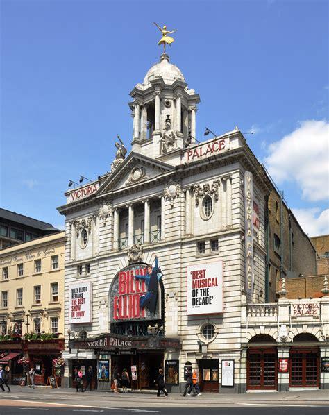 Office Renovation by File Victoria Palace Theatre London 2011 1 Jpg Wikimedia