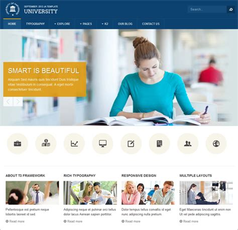 themes joomla education 20 best education joomla templates free download