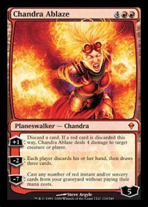 planeswalker card template photoshop chandra pyromaster mtg visual spoiler