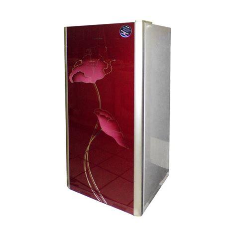Elektronik Kulkas Polytron jual polytron pr16bgr merah kulkas harga kualitas terjamin blibli