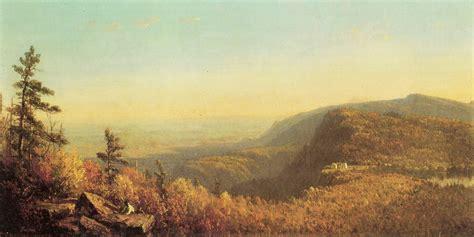 catskill mountain house hrsat hudson river valley sunset rock catskill mountain house