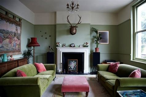 20 stunning grey and green living room ideas d 233 coration de salon moderne en vert et gris 20 exemples