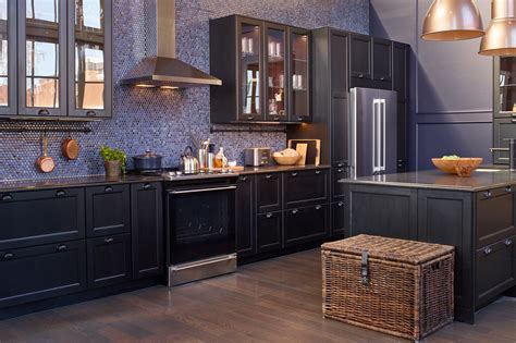 Kitchen With Island And Peninsula celebrity dream kitchens canadian living