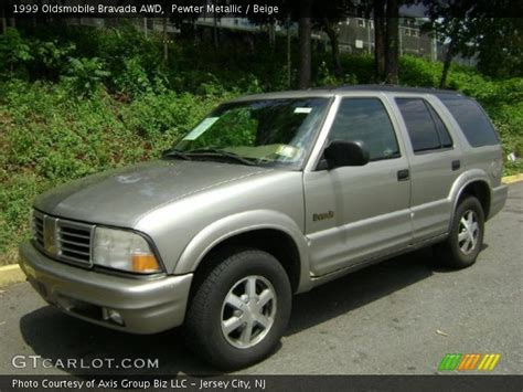 how does cars work 1999 oldsmobile bravada transmission control pewter metallic 1999 oldsmobile bravada awd beige interior gtcarlot com vehicle archive