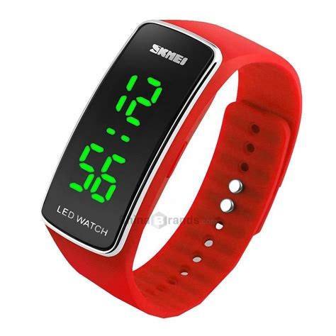 Adidas Sport Rubber Date dropshipping for skmei 1119 led sports with date