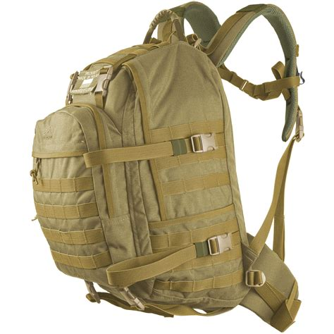 army webbing backpack wisport whistler 35l hydration rucksack army