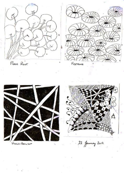zentangle pattern scoodle 39 best images about poke root poke leaf on pinterest